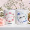 Habibi Habibti mit Namen Tassen Paare 2